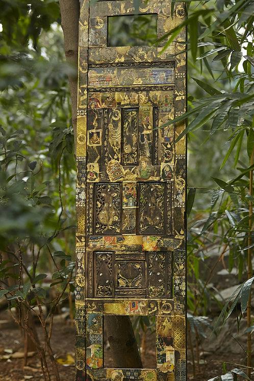 King & Queen Door Panel