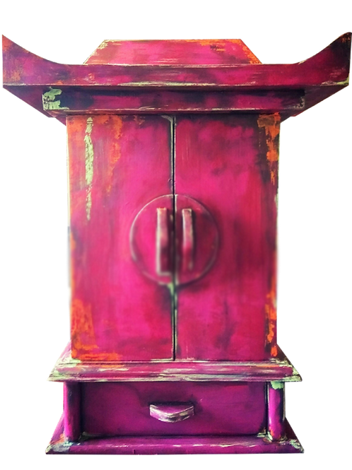 Pink Butsudan