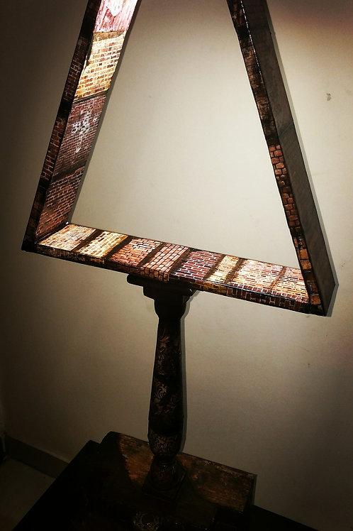 Antique Table Lamps : Brick Concept