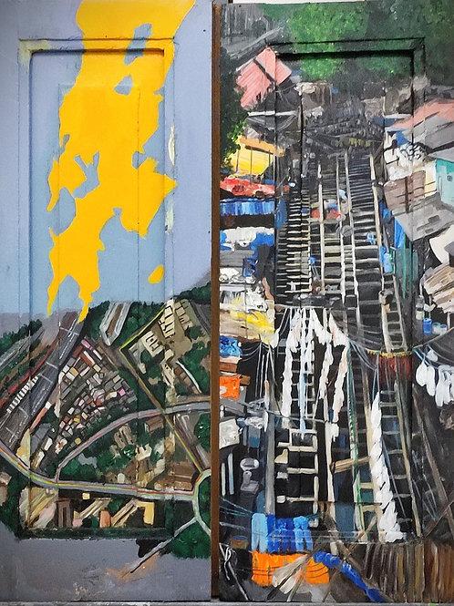 True Essence Of Old Mumbai : Mahalaxmi Dhobi Ghat