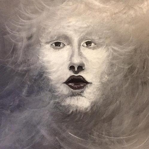 Smoky White