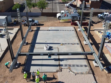 Habitat for Humanity builds its first 3D-printed home in Tempe, Arizona