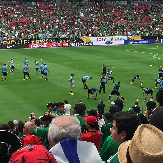 Mexico vs Uruguay Copa America #LuxuryRealEstate #CarverHomeTeam #ussoccer