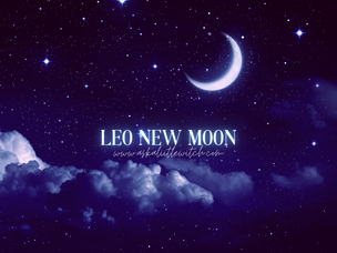 The Royal New Moon | Leo New Moon in Magha, August 19, 2020