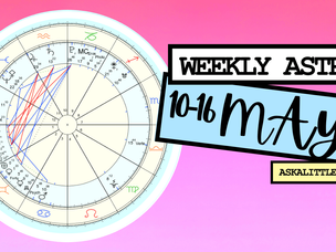 Growing your Wealth | Weekly Horoscope, May 10, 2021