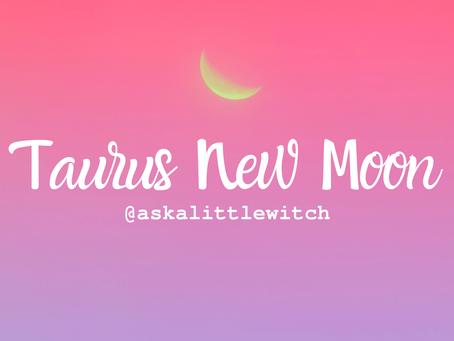Taurus New Moon | Grow your Wealth, influence & Power