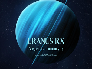 URANUS RX | August 15 - January 14