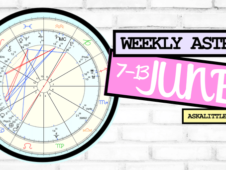 Uncovering a Truth...Weekly Horoscope, June 7, 2021