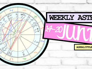 How do you know? Weekly Horoscope, June 14, 2021
