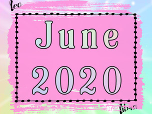 JUNE HOROSCOPES 2020 | Eclipses, Mercury Rx...