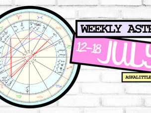 Opening your Heart... Weekly Horoscope July 12, 2021