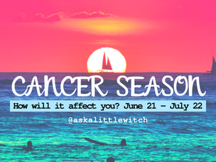 Cancer Season 2021 | How will it affect you? (June 21 - July 22)
