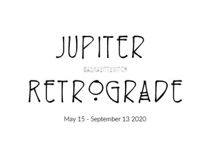 Jupiter Retrograde | Time to update your beliefs
