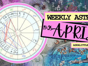 Deja Vu...Weekly Horoscope April 19, 2021