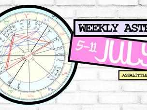 New Moon Drama! July 5, 2021 - Weekly Horoscope