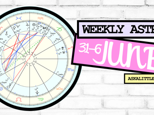 Trust your instincts - Weekly Horoscope May 31, 2021