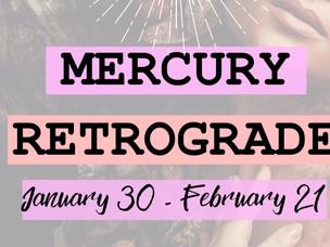 Mercury Retrograde in Aquarius | January 30, 2021