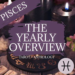 the yearly overview pisces
