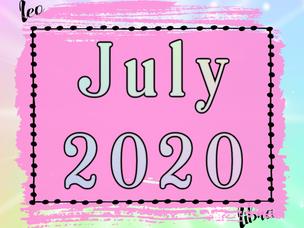 July Monthly Horoscopes
