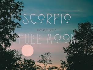 SCORPIO FULL MOON | MAY 7, 2020