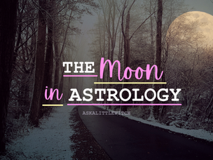 Here's What the Moon in Astrology Means...