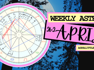 Scorpio Full Moon & Weekly Horoscope April 26, 2021