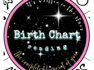 Birth Chart Reading - A 7 Week Journey into the World of YOU!