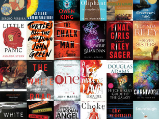 My year in books