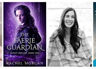 Ten questions with Rachel Morgan