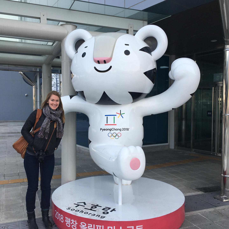 South Korea during Olympics