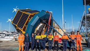 RPS Group - Floating LiDAR Sea Trial