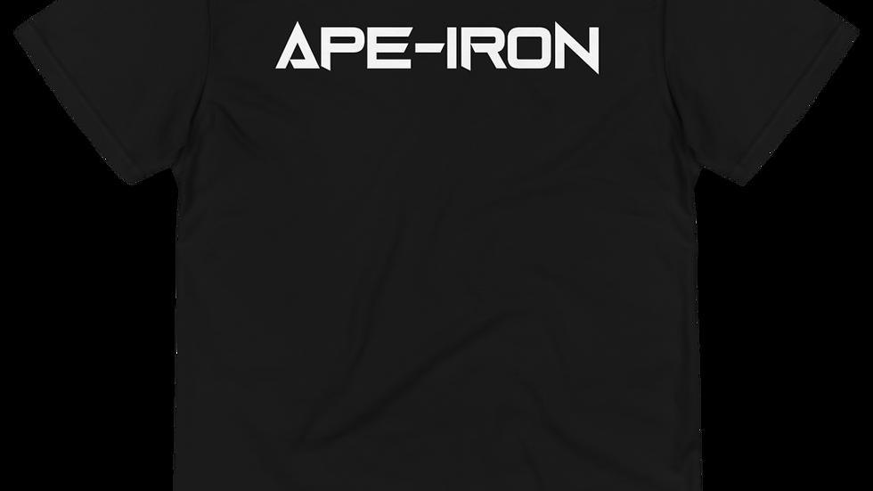 Ape-Iron Black Tee