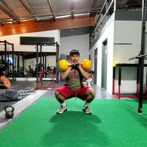Benefits of Double Kettlebell Goblet Squat