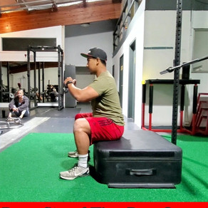 5 Benefits of The Box Squat
