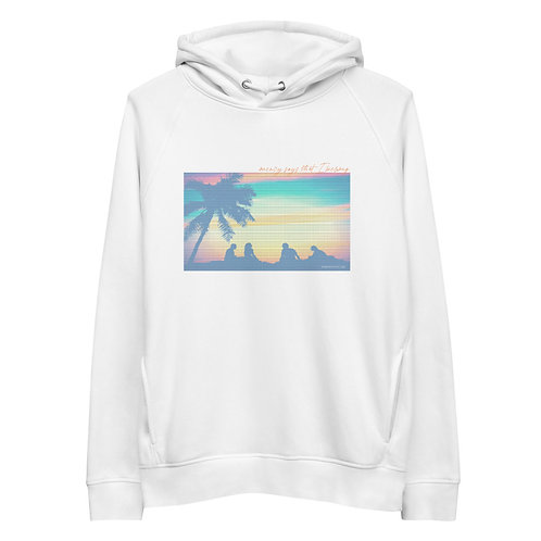 Mercy Says I BelongUnisex pullover hoodie