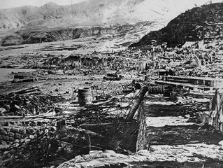 Pompeii of the Caribbean