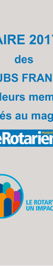 Annuaire 2017-2018 des Rotary Clubs francophones