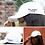 "Thumbnail: ""RWI White Classic"" dad hat"