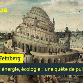 #75 - Économie, énergie, écologie : une quête de puissance  - RICHARD HEINBERG