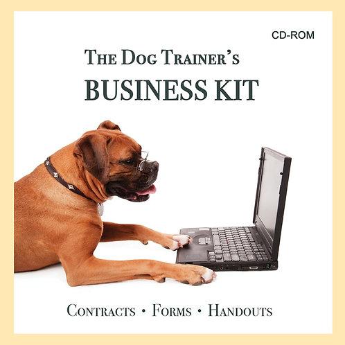 Dog Trainer's Business Kit CD-ROM