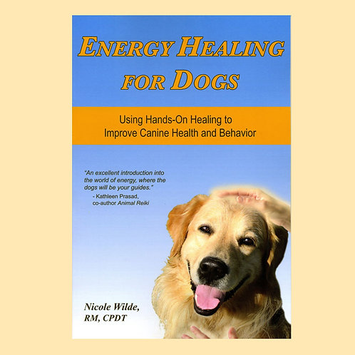 Energy Healing for Dogs ebook