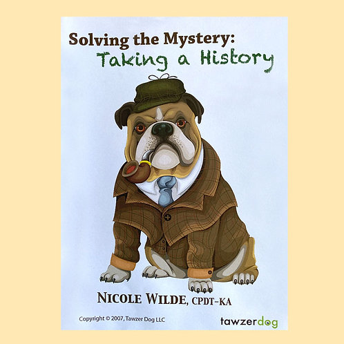Solving the Mystery: Taking a History