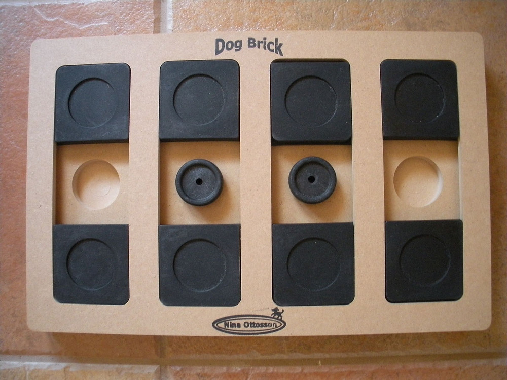 Dog Brick puzzle toy for dogs