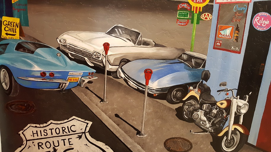 Route 66 6