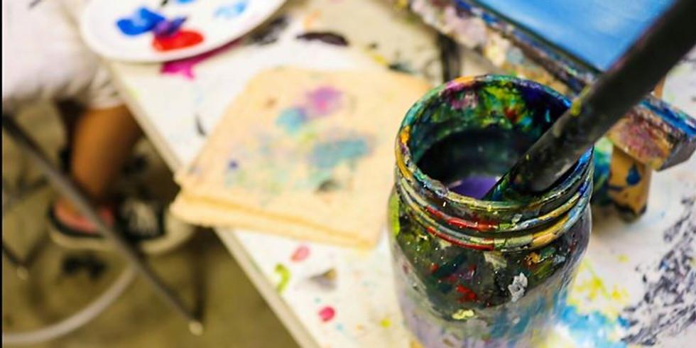Team Building Paint Party
