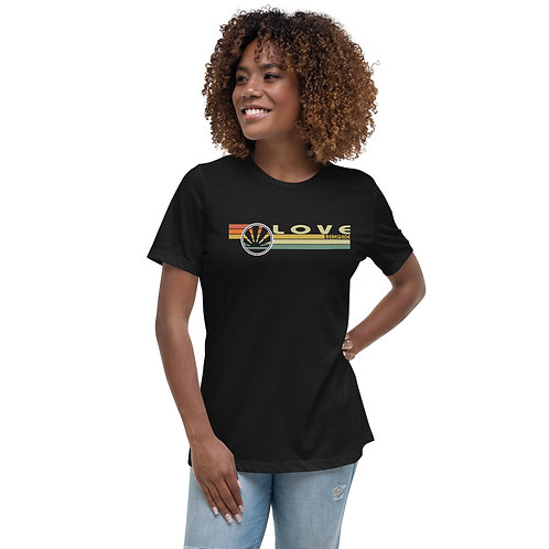 Women's Relaxed Love Renegade Tee