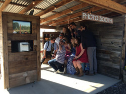 On-Site Open Air Photobooth