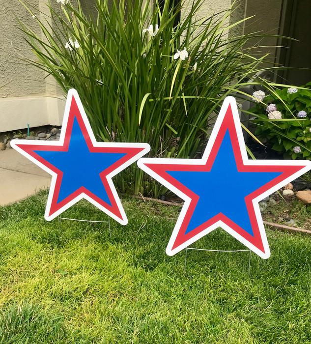 Folsom Bulldog Stars