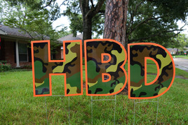 Happy Birthday Camo