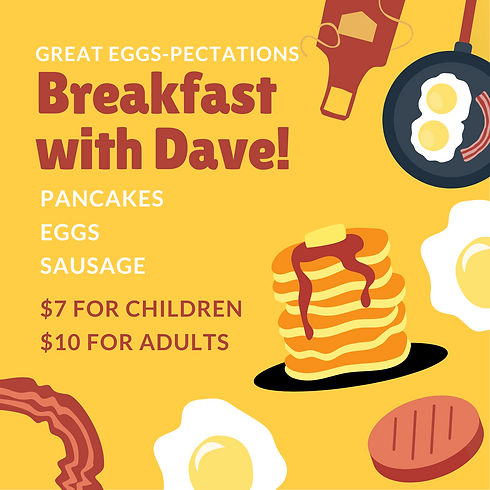 Breakfast with Dave